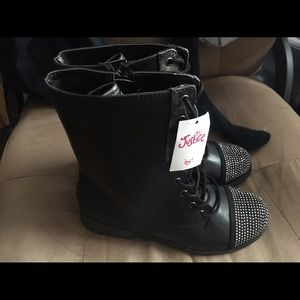 Justice Boots Size 5